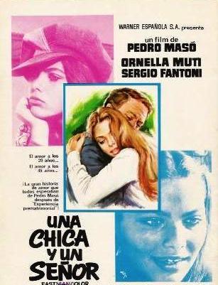 Una chica y un señor 1973