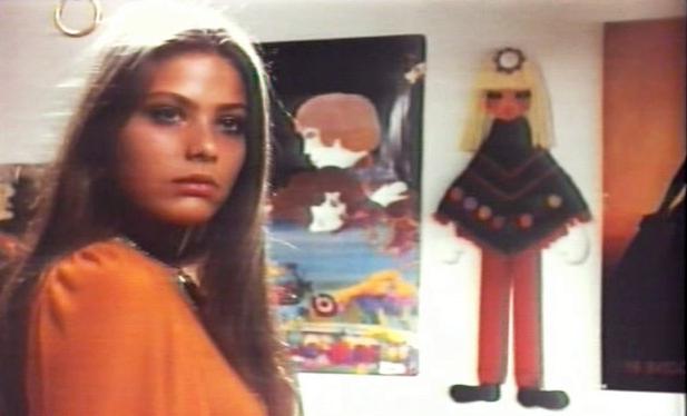 Скриншот с Орнеллой Мути