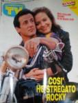 SORRISI E CANZONI TV #48 1990 - ORNELLA MUTI, SYLVESTER STALLONE