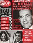 STOP 1977 31 DICEMBRE - Мути и Ален Делон