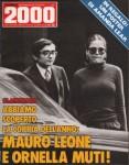 NOVELLA 2000 #12 1977 - Mauro Leone & Ornella Muti