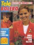 TELE BOLERO 1989