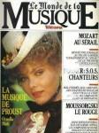 Telerama Le Monde De La Musique N° 64 - La Musique De Proust