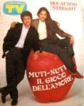 TV SORRISI 3-1987 - Франческо Нути и Орнелла Мути