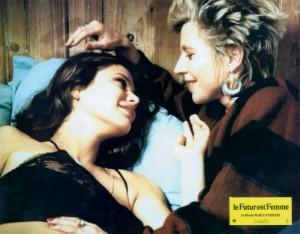 Ornella Muti, Hanna Schygulla 1984