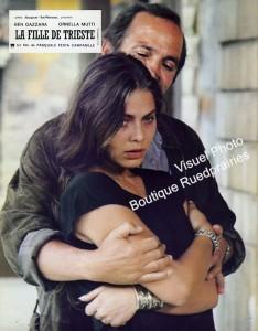 Бен Газзара и Орнелла Мути