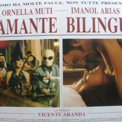 Двуязычный любовник (постер к фильму)
