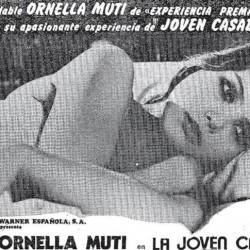 Ornella Muti - La Joven Casada