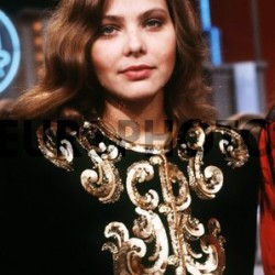 23 января 1988 - Орнелла Мути в Швеции