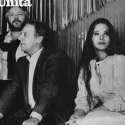 26 сентября 1984 - Джино Лэнди, Джонни Дорелли и Орнелла Мути