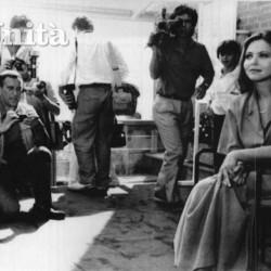 30 августа 1988 - Орнелла Мути на Венецианском кинофестивале представляет фильма Личный код
