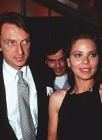 Montezemolo and Ornella Muti