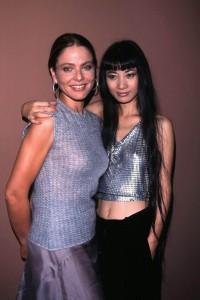 Ornella Muti & Bai Ling