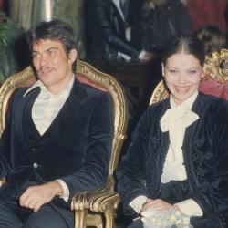 Орнелла Мути и Алессио Орано