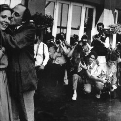 Орнелла Мути и Франческо Мазелли - 30 августа 1988