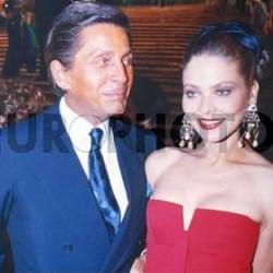 Орнелла Мути и Валентино