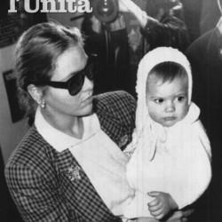 26 ноября 1988 - Орнелла Мути пребывает в Берлин на кинофестиваль