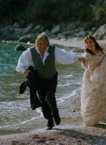 Gerard Depardieu and Ornella Muti