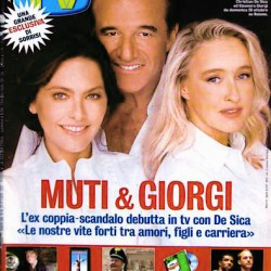SORR #43 2002 - Орнелла Мути, Кристиан де Сика и Элеонора Джорджи