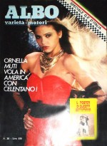 ALBO Varieta-Motori Italy #10 1980