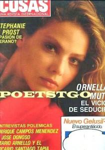Cosas, September 1986