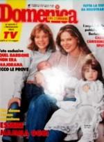 DOMENICA DEL CORRIERE #20 1988
