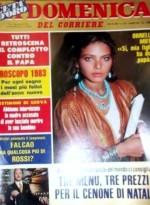 DOMENICA DEL CORRIERE #52 1982