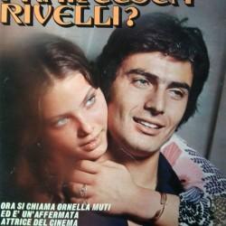 FOTOROMANZO LANCIO 1974