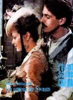 Орнелла Мути и Джереми Айронс на съемках фильма 'Любовь Свана'