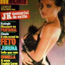 MANCHETE 1981 (бразильский журнал)