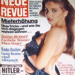 Neue Revue #5 1983