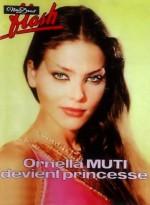 Орнелла Мути стала принцессой