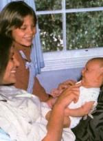 Новорожденная Каролина