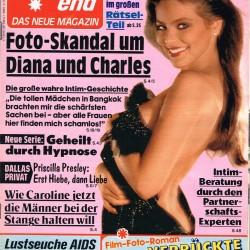 Ноябрь 1983 (журнал Wochen end)