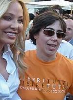 Ornella Muti e Rossana Praitano