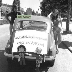 Орнелла Мути и Алессио Орано - 1972 год