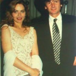 Орнелла Мути и её второй муж