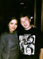 Орнелла Мути с русским поклонником