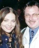 Ornella Muti und Roland P. Poschung in Paris