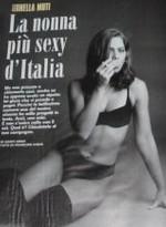Самая сексуальная бабушка Италии