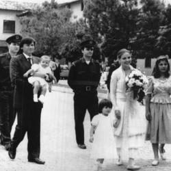 Свадьба Орнеллы Мути и Федерико Факкинетти