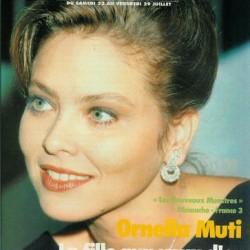 Télé Obs  21-07-1994