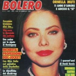 TELE BOLERO #6 1987