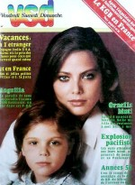 Ornella Muti and Naike