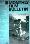Monthly film Bulltin
