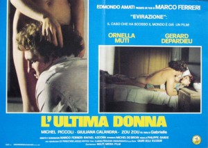 Орнелла Мути и Жерар Депардье - 1976 год