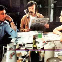 Alain Delon, Ornella Muti (1977)