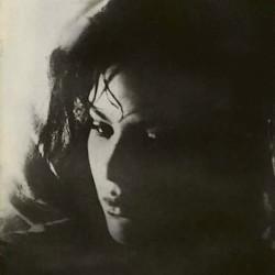 Черно-белый постер из фильма Самая красивая жена