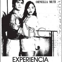 Ornella Muti - Alessio Orano - Experiencia Prematrimonial