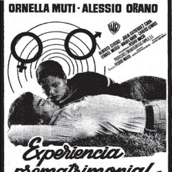 Орнелла Мути - Алессио Орано